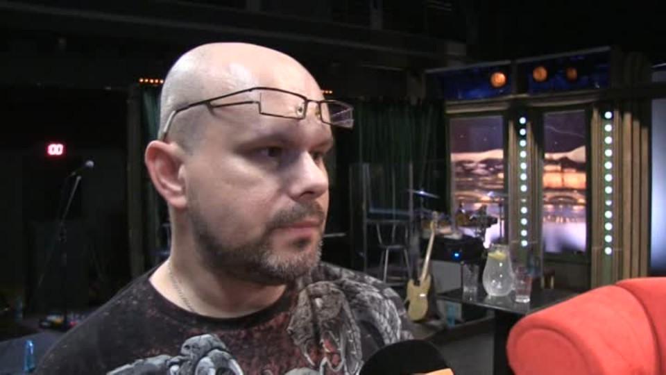 Popularizátor vědy Pavel Boháček v SJK