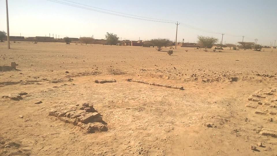 Národní Muzeum - Vykopávky Súdán 2