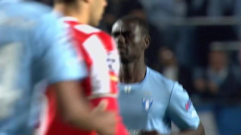 Sestřih zápasu - Malmo v Olympiacos (1.10.2014)
