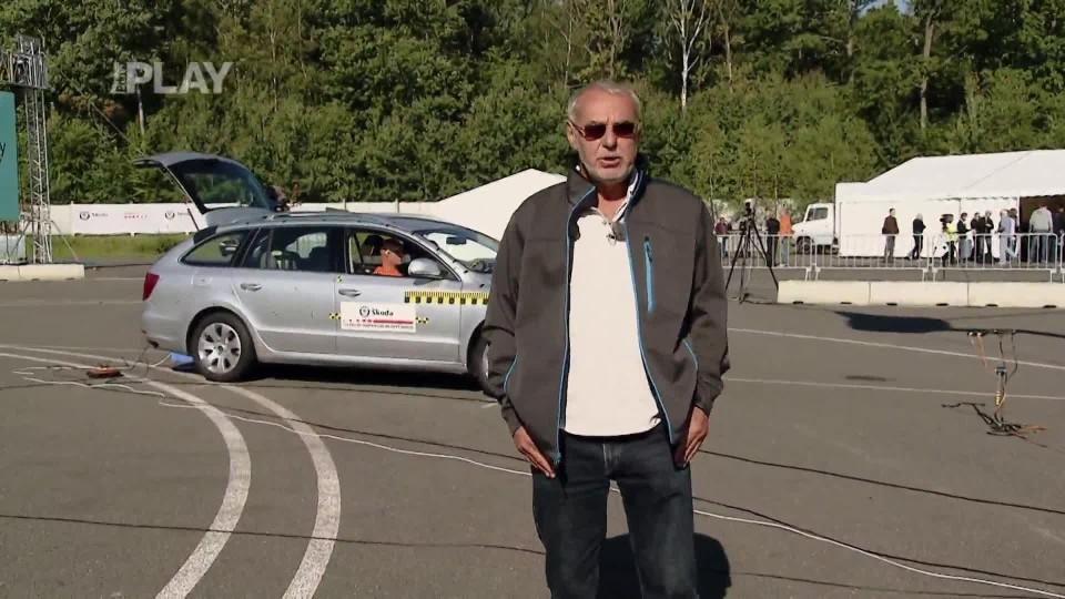 Škoda crash test 3/4