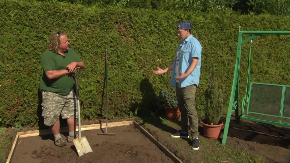 Vychytávky Ládi Hrušky 2018 (14): Zahradní domeček