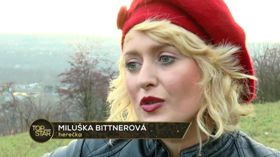 TOP STAR Magazín 2016 (1) - Miluška Bittnerová