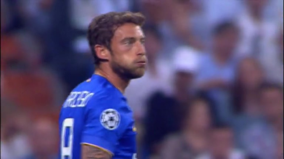 Sestřih zápasu - Real Madrid v Juventus (12.5.2015)
