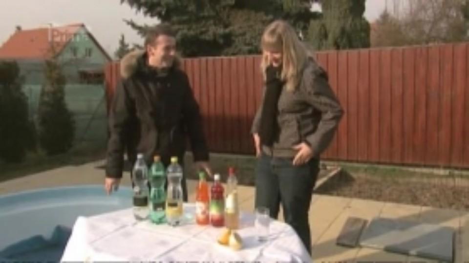 JTCJ VI: Sladkých nápojů je lepší se vyvarovat!