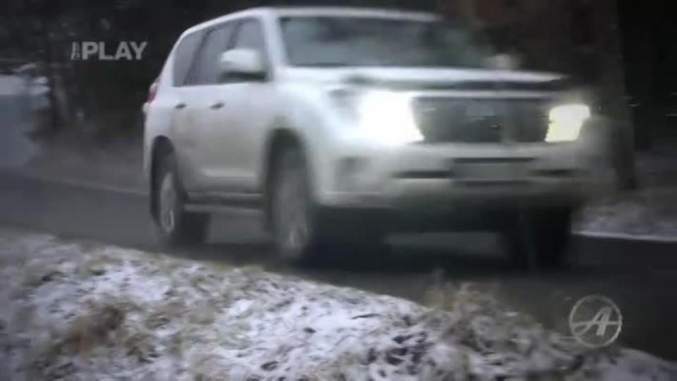 Toyota LandCruiser 5D 3,0 D-4D Style