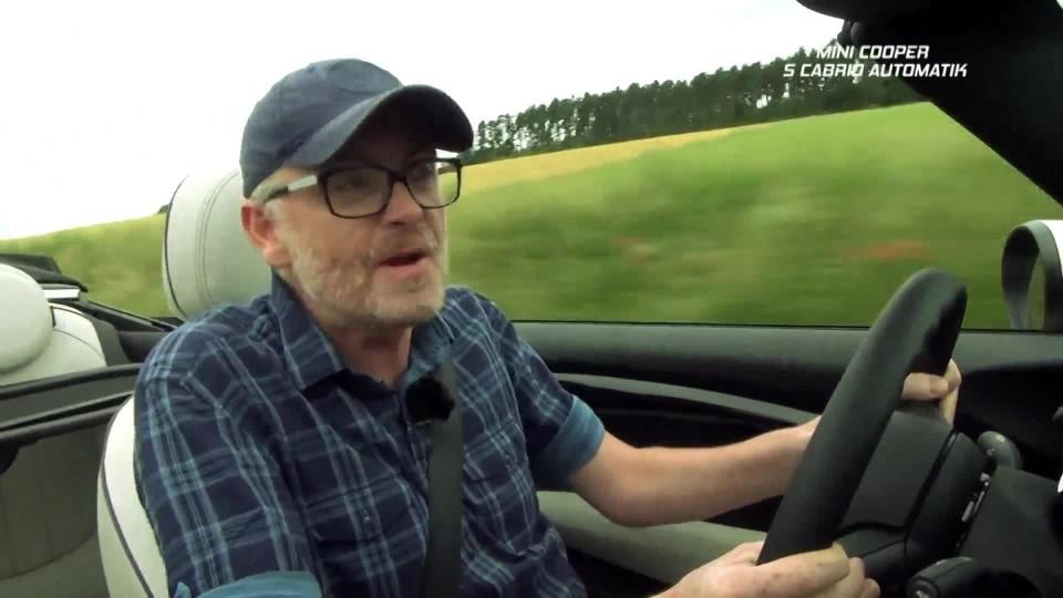 MINI Cooper S Cabrio Automatik