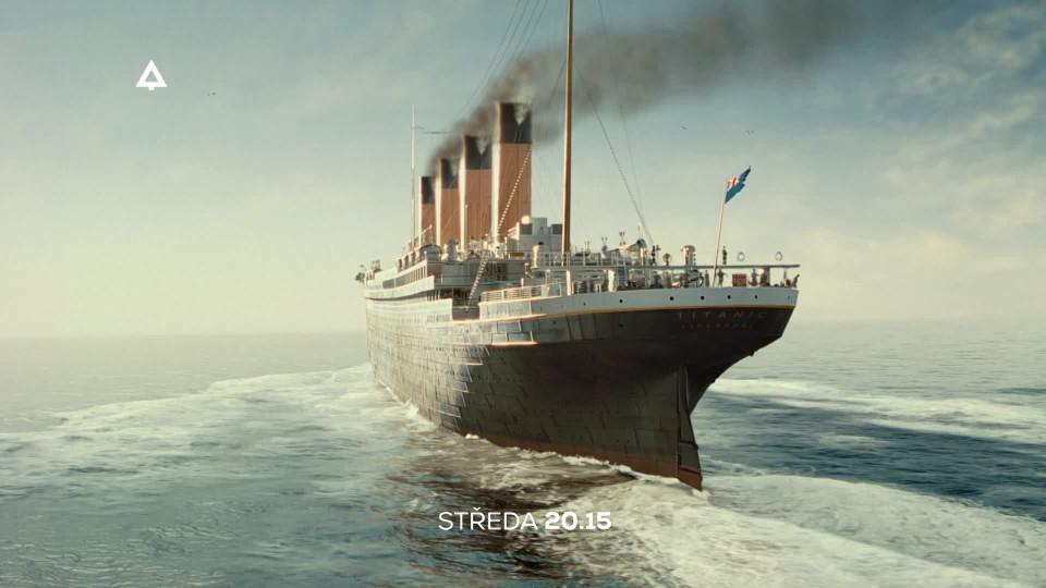 Titanic - upoutávka