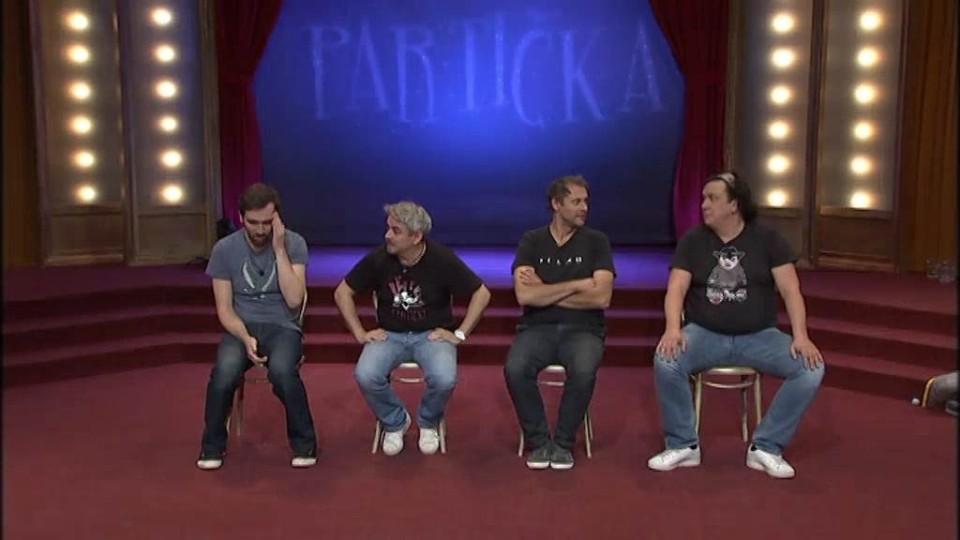Partička (88) - Scénický tanec - UnCut