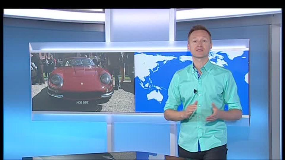 SVĚT: Historická auta slavných