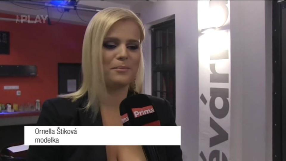 Ornella Štiková - rozhovor