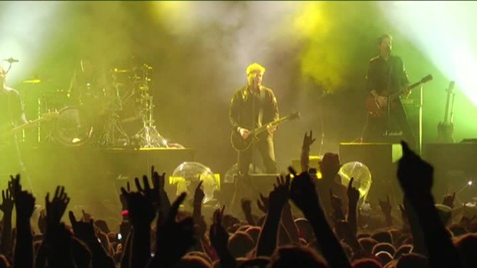 TOP STAR 5.7.2016 - Rock for People - The Offspring
