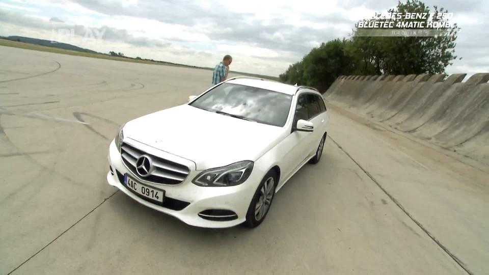 Mercedes-Benz E250 BlueTec 4Matic Kombi
