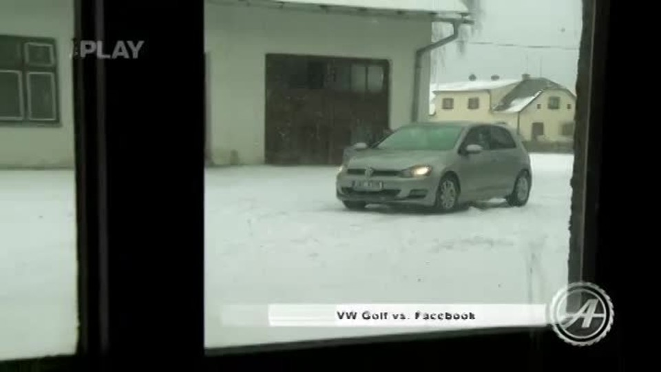 Volkswagen Golf vs Facebook