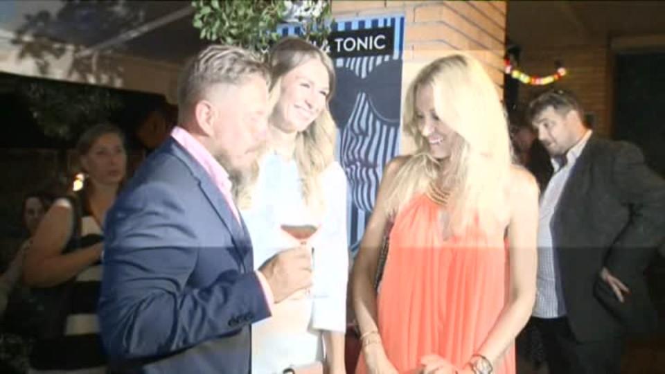 TOP STAR 16.9.2016 - Večírek - Štaidl, Průšová, Bočanová