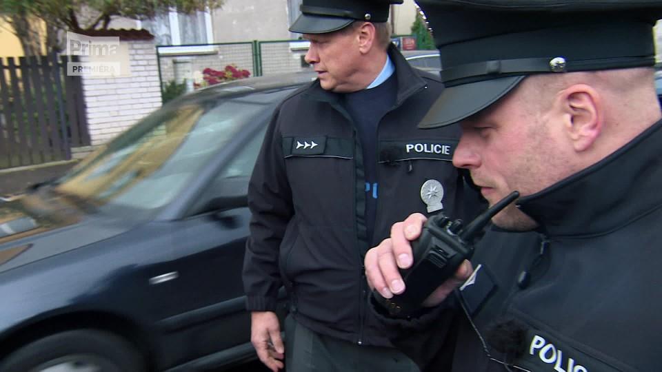 Policie v akci (51) - upoutávka