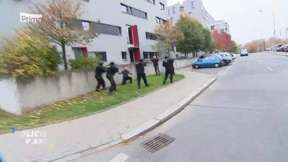 Kajínek - Policie v akci