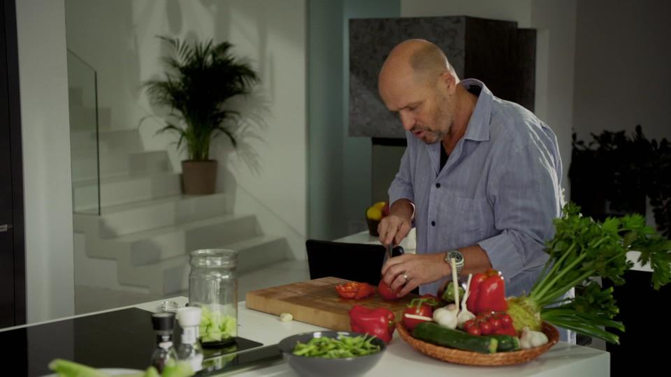 Teď vaří šéf (12) - Zelenina