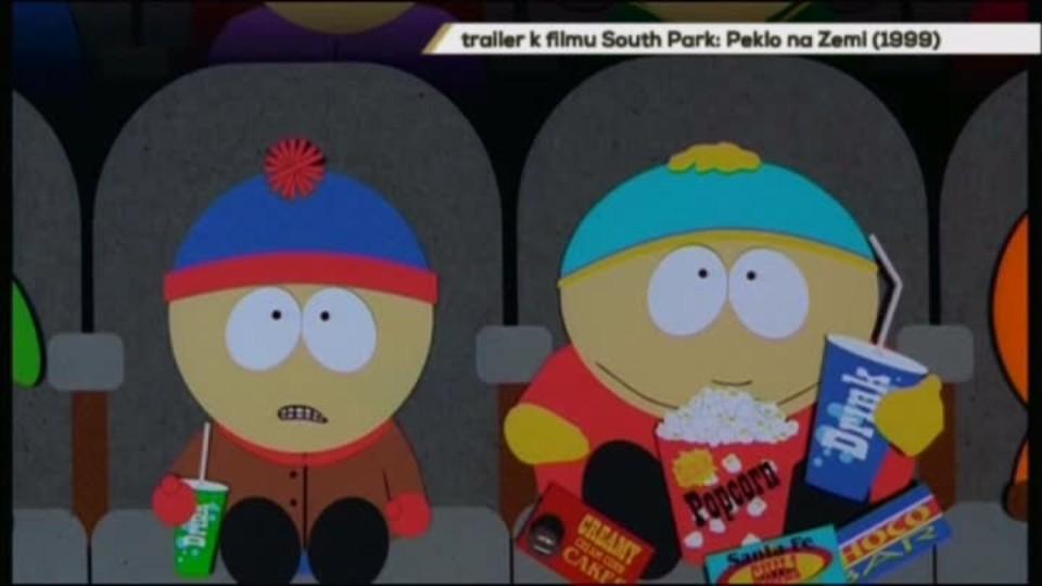 TOP STAR 5.4.2016 - South Park