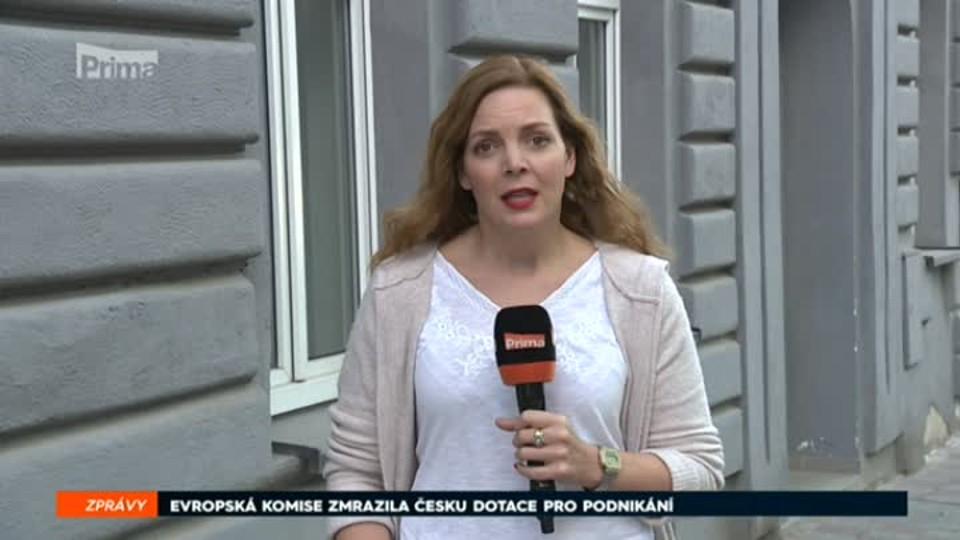 Zprávy FTV Prima 10.4.2018