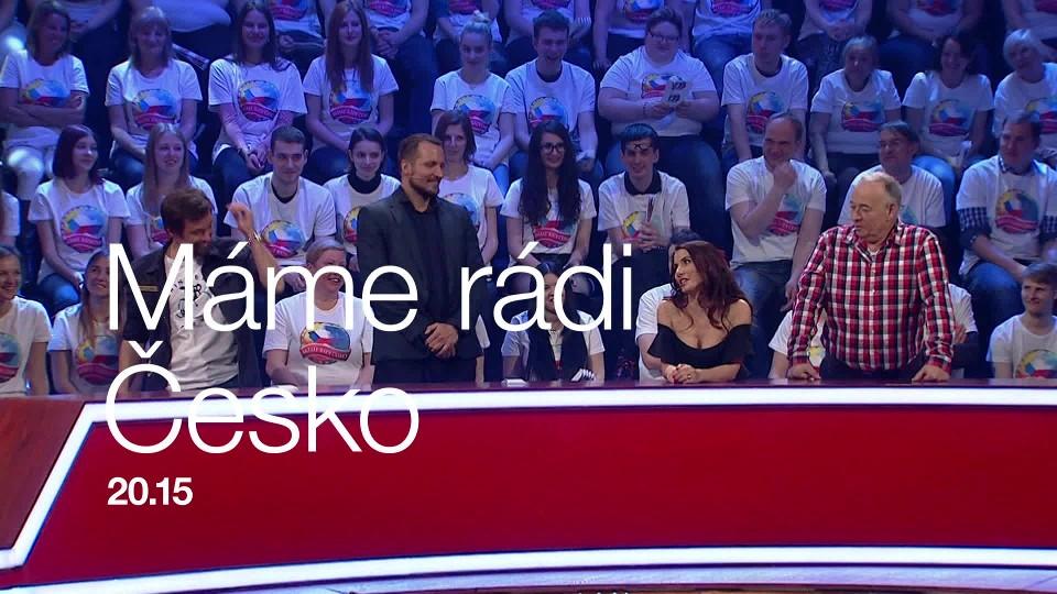 Máme rádi Česko V (8) - upoutávka