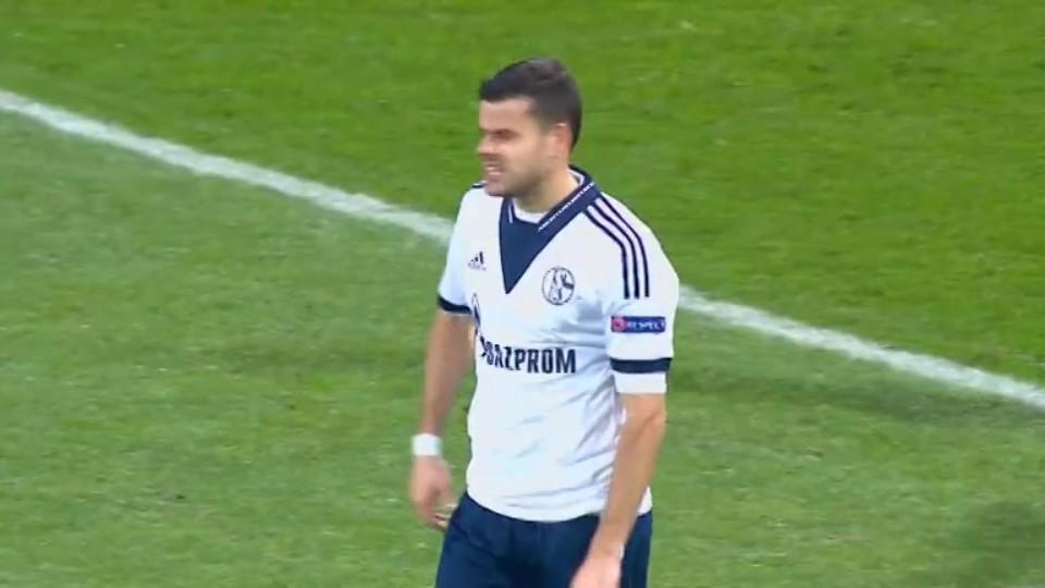 Sestřih zápasu - Maribor v Schalke (10.12.2014)