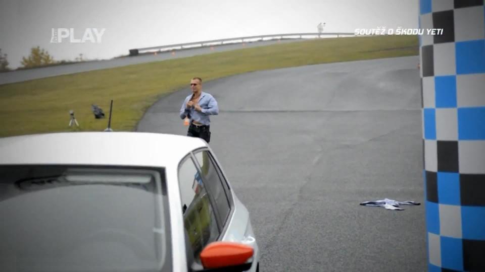 Soutěž o Škoda Yeti - pilot