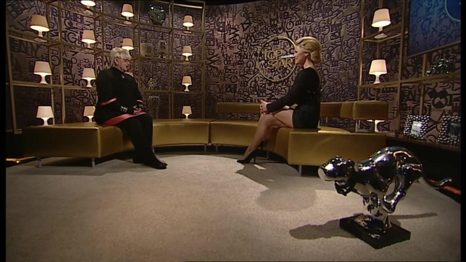TOP STAR Magazín 2016 (1) - Marcela Košanová host ve studiu