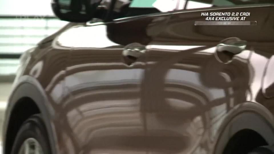 Kia Sorento 2,2 CRDi 4x4 Exclusive AT