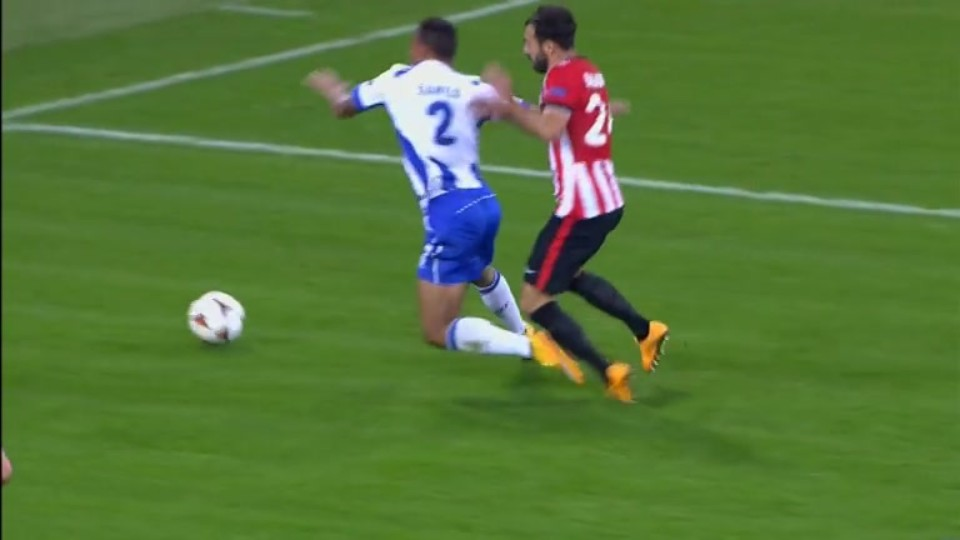 Penalty miss - Martinez 42 (5.11.2014)
