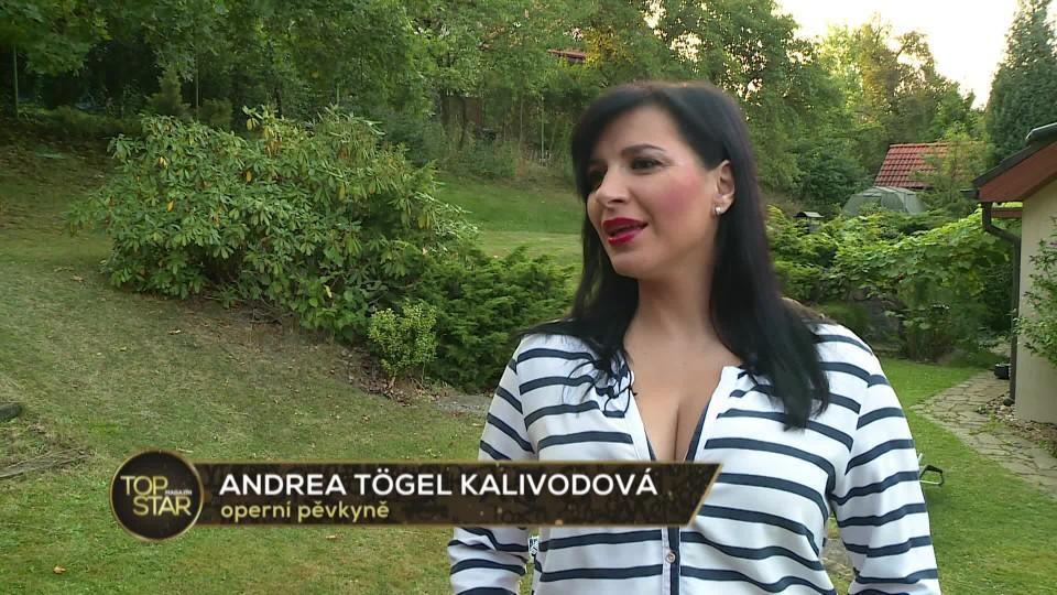 TOP STAR Magazín 2016 (39) - Andrea Kalivodová
