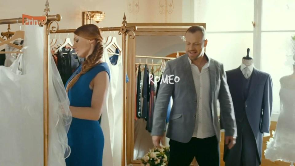 Svatby v Benátkách - Romeo