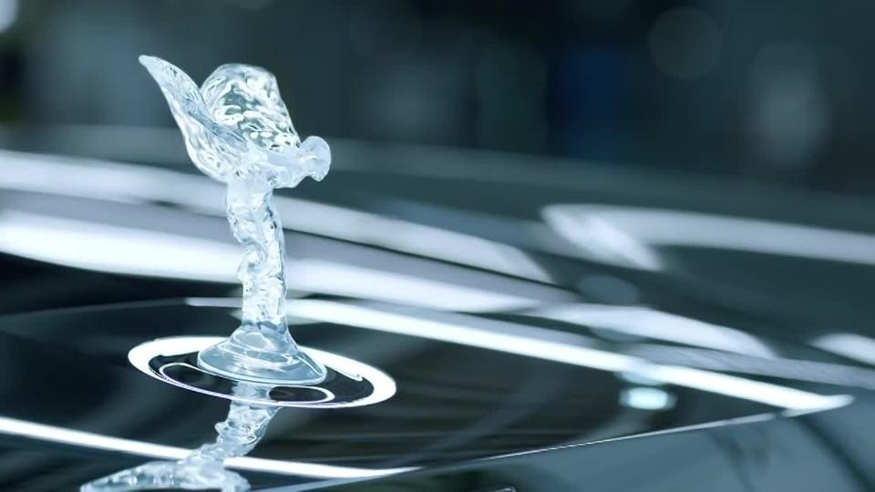 Rolls-Royce ukázal auto budoucnosti