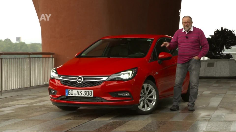 Opel Astra 1,4 TURBO Dynamic