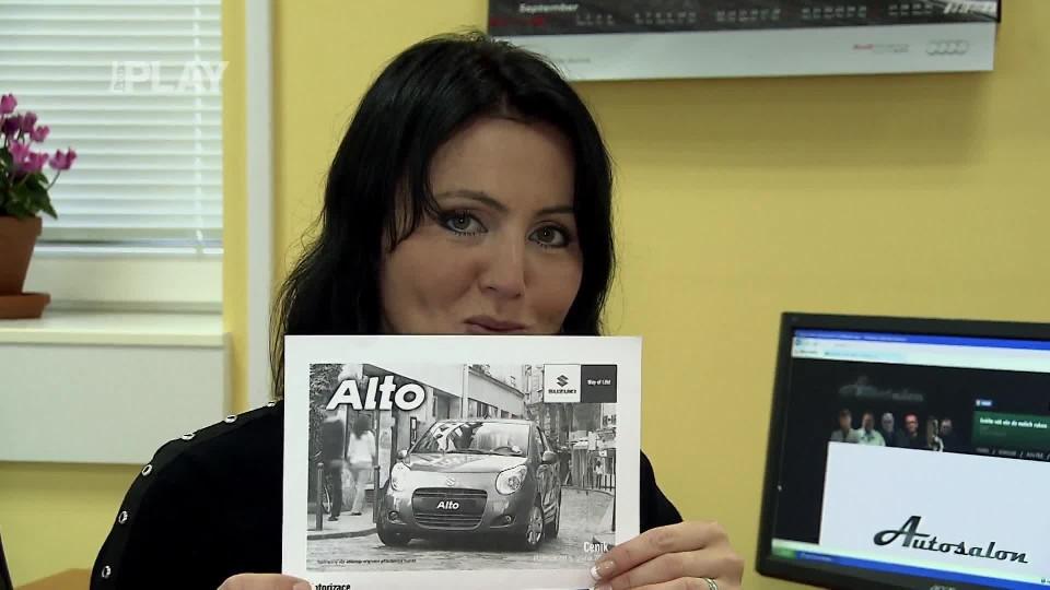 Suzuki Alto 1,0 GL/AC
