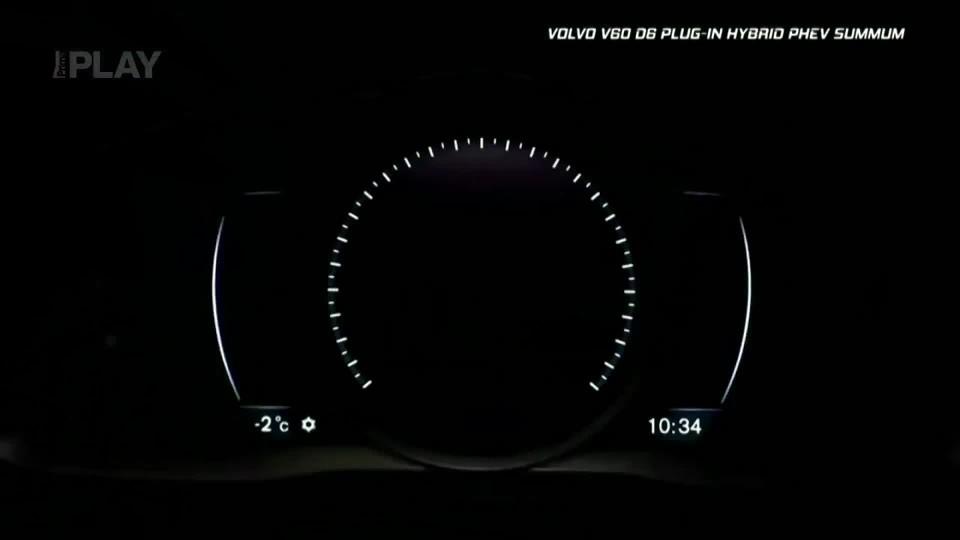 Volvo V60 Plug-in Hybrid PHEV Summum