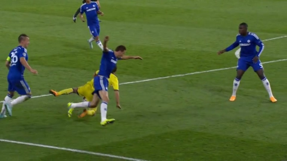 Penalty miss - Ibraimi 64 (21.10.2014)