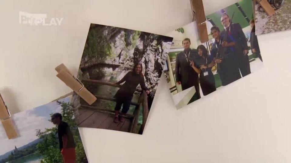 Prostřeno - Vlastní akty na zdi!