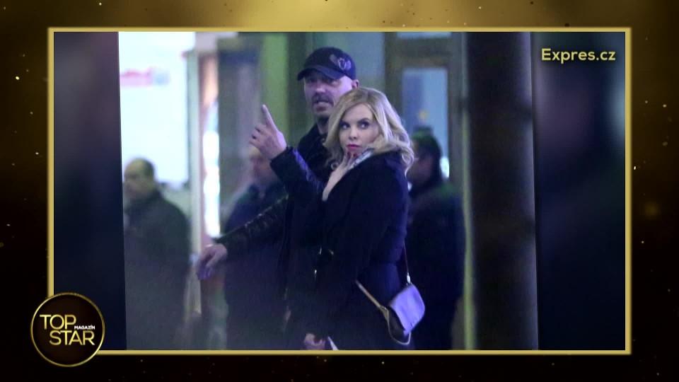 TOP STAR magazín 2017 (11) - Kateřina Kristelová a Tomáš Řepka stále spolu