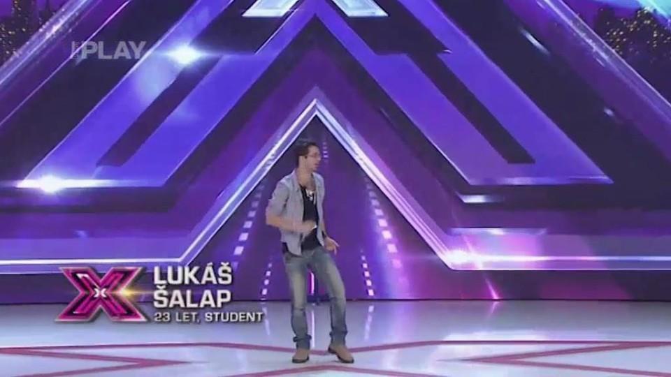 Nejlepší vystoupení (5) - Lukáš Šalap