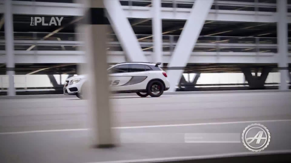 Mercedes-Benz HLA 45AMG