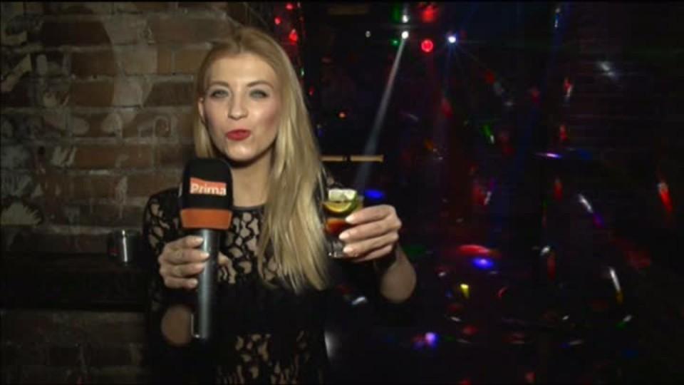 TOP STAR 20.5.2016 - Večírek - alkohol anketa