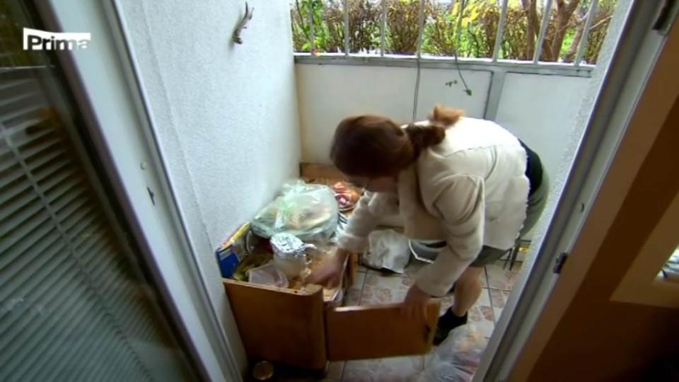 Prostřeno - Život bez ledničky