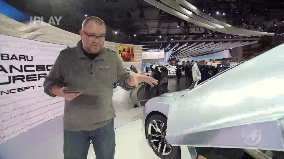 Subaru Advanced Tourer