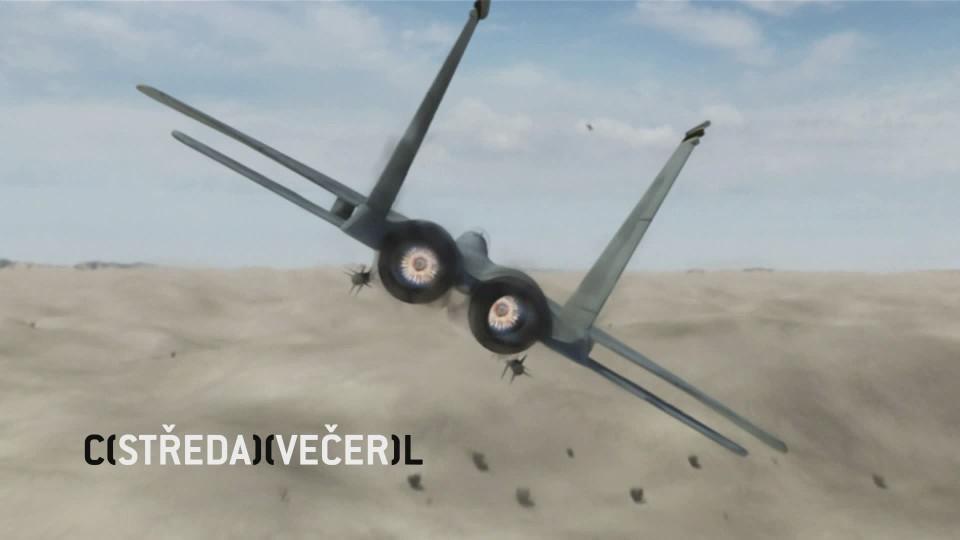 Letečtí stíhači v boji II (9) - upoutávka