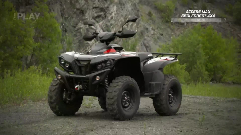 Access Max 650i Forest 4x4