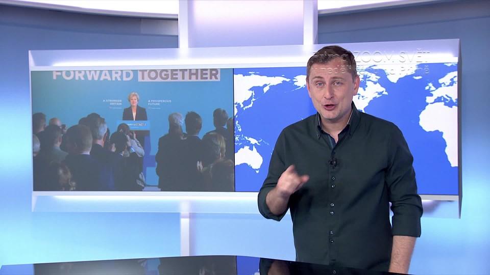 SVĚT: Politické barvy v Británii