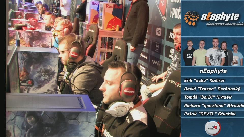 MČR 2015 - Záznam utkání ve hře CS:GO - nEophyte vs eEriness