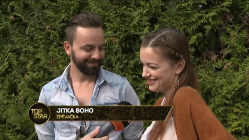 TOP STAR 30.9.2016 - Jitka Boho nový videoklip