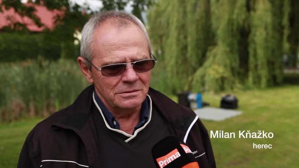 V.I.P. vraždy - Milan Kňažko rozhovor