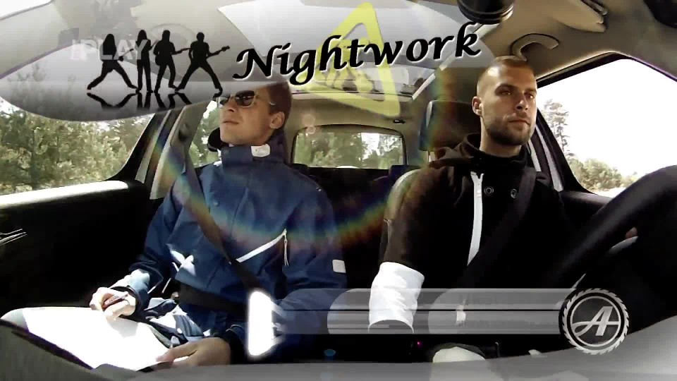 NIGHTWORK A Škoda Yeti 2/2